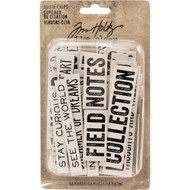 Tim Holtz - Idea-ology - Quote Chips (Copy of TH93356)