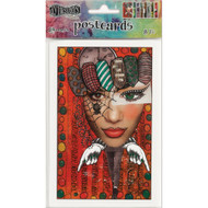 "Dyan Reaveley's Dylusions Postcard Images 4""X6"""