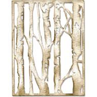 Sizzix Thinlits Dies By Tim Holtz - Birch Trees (TH660994)