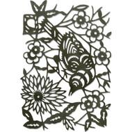 Sizzix Thinlits Dies By Tim Holtz - Paper-Cut Bird