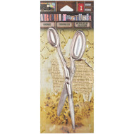 7 Gypsies Architextures Findings Adhesive Embellishments - Old Scissors