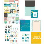 Prima Marketing - My Prima Planner Adventure & Travel Goodie Pack