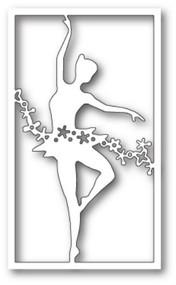 Poppystamps Craft Die - Floral Dancer Collage