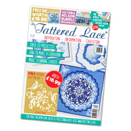 Tattered Lace Die - The Tattered Lace Magazine - Issue 38
