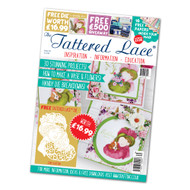 Tattered Lace Die - The Tattered Lace Magazine - Issue 39