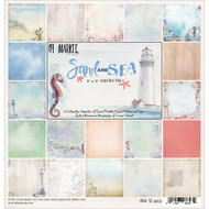 49 and Market - Sand & Sea Collection 12 x 12