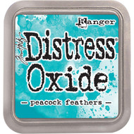 Tim Holtz Distress Oxide Ink - Peacock Feathers (TDO56102)