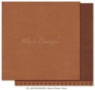 Maja Design - Monochromes - Shades of Denim - Brown