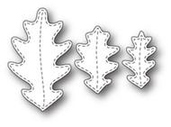 Box Die-  Stitched Oak Trio Craft Die 1915