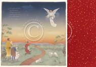 Pion Pion Design - Long Ago In Bethlehem - 12 X 12 - Shepherd's Watch