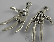 charms skeleton hand
