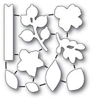 Memory Box Die - Garden Sketches Craft Die Set (MB-32204)