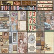 7 Gypsies 8 x 8 Paper Pad - 48 Sheets (7G25127)