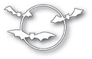 Poppystamp Die - Bat Ring Craft Die