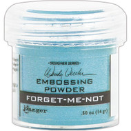 Ranger - Wendy Vecchi Embossing Powder .63oz - Forget-Me-Not (WEP 48039)