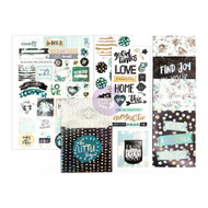 Prima Marketing - Zella Teal My Prima Planner Goodie Pack (PM-595591)