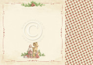 Pion Design - Christmas Wishes - 12 X 12 - Good Tidings (PD9801)