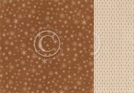 Pion Design - Christmas Wishes - 12 X 12 - Snowflakes (PD9809)