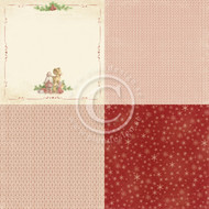 Pion Design - Christmas Wishes - 6 x 6 - Good Tidings (PD9901)