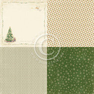 Pion Design - Christmas Wishes - 6 x 6 - Christmas Morning