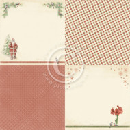 Pion Design - Christmas Wishes - 6 x 6 - December Birds (PD9904)