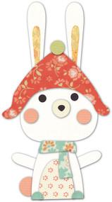 Memory Box Die- Snow Bunny Craft Die