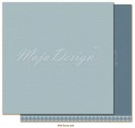 Maja Design - Monochromes - Shades of Winterdays - Dusty Teal