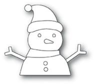 Memory Box Die - Build A Snowman Craft Die