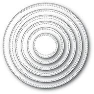 Memory Box Die - Wrapped Circles Craft Die