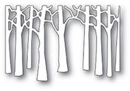 Poppystamp Die- Tree Trunks Craft Die