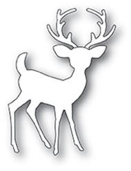 Poppystamp Die- Surprise Deer Craft Die