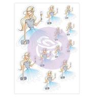 Prima Marketing Josefina Planner Sticker - Diamond Girl