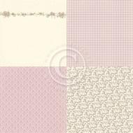 Pion Design - Days Gone By - 6 x 6 - Lovely Days