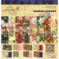 Graphic 45 Floral Shoppe - 12 x 12 Collection Pack