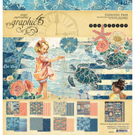 Graphic 45 Sun Kissed - 12 x 12 Collection Pack