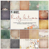 49 and Market - Rusty Autumn Collection 12 x 12