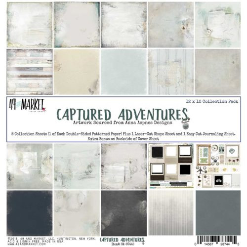 And Market Captured Adventures Collection X The Rubber Buggy - 12 x 12 rubber floor tiles