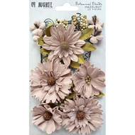 49 and Market Flowers - Vintage Shades Botanical Blends – Hazelnut