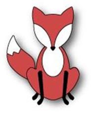 Sly Fox craft die (PS-1513)