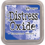 Tim Holtz Distress Oxide Ink - Blueprint Sketch