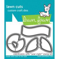 Lawn Fawn Year Eight Lawn Cut (LF1606)