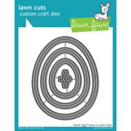 Lawn Fawn Easter Egg Frames Lawn Cut (LF1628)