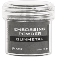 Ranger - Embossing Powder - Gunmetal Metallic (EPJ 60369)