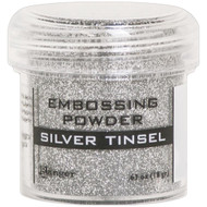 Ranger - Embossing Powder - Silver Tinsel (EPJ 60437)
