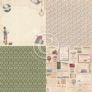 Pion Design - The World Awaits - 6 x 6 Adventure Awaits