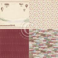Pion Design - The World Awaits - 6 x 6 Wanderlust