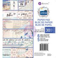 Prima Marketing - Santorini - 6 x 6 Paper Pad