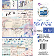 Prima Marketing - Santorini - 8 x 8 Paper Pad