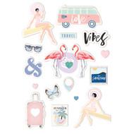Prima Marketing - Santorini - Puffy Stickers