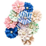 Prima Marketing - Santorini Mulberry Paper Flowers - Oia